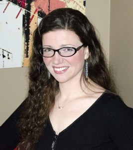 Website Julie Campbell author photo